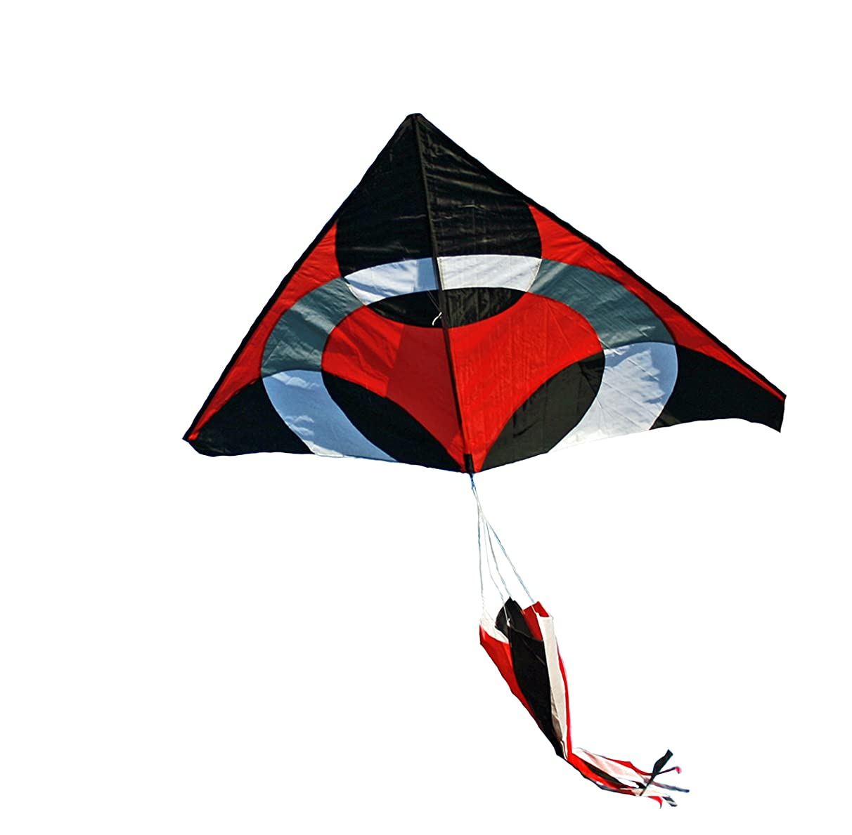 Weifang New Sky Kites Giant Delta Ring iKite Delta Shape Premium Large Kite with Line and Handle