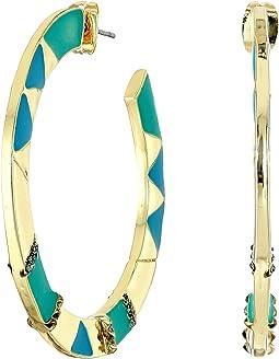 House of Harlow 1960 - Nelli Hoop Earrings