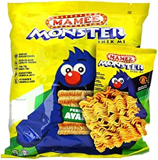 Best mamee monster noodles Reviews