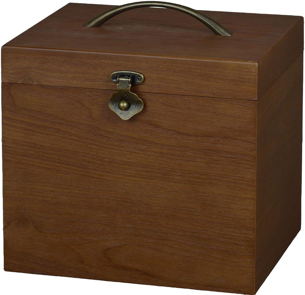 魔術師味付け振るナチュラリー コスメティックボックス G-2412B