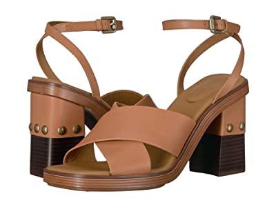 See by Chloe SB32040A (Rust/Copper Lumiere Calf) Women
