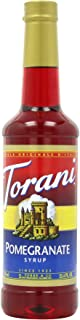Torani Syrup, Pomegranate, 25.4 Ounce (Pack of 1)