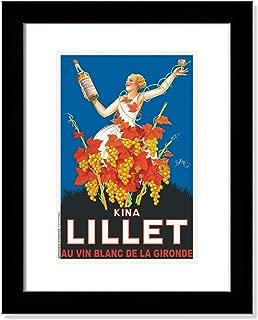 Best kina lillet vintage poster Reviews