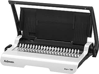 Fellowes Binding Machine Star+ Comb Binding (5006501) (Renewed)