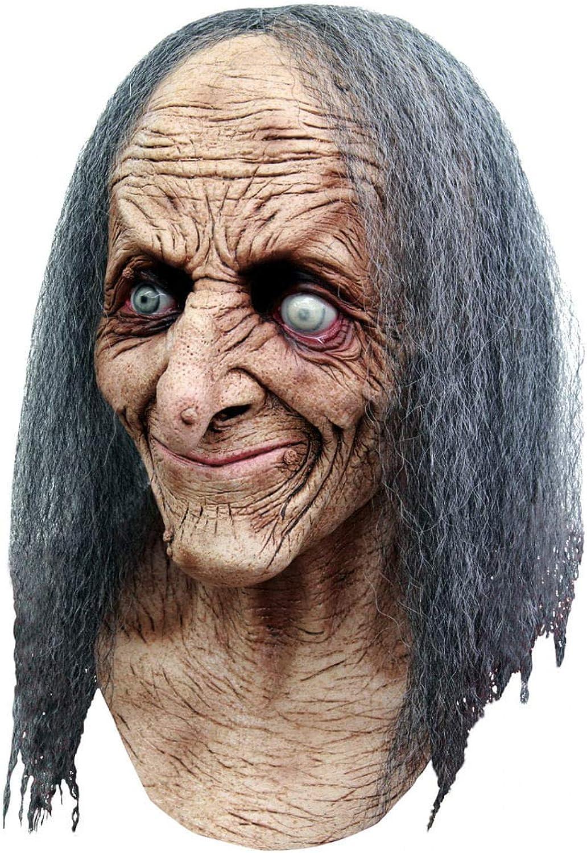 Horror-Shop Hagatha Witch Hexenmaske B07624DTNL Hochwertige Produkte  | Praktisch Und Wirtschaftlich