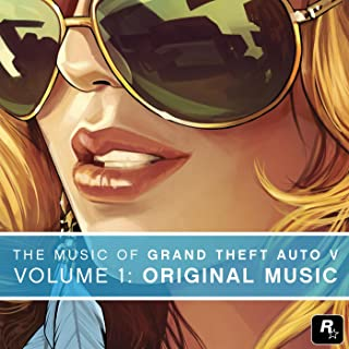 The Music of Grand Theft Auto V, Vol. 1: Original Music [Explicit]