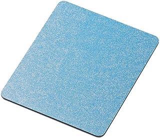 エレコム マウスパッド レーザー&光学式マウス対応(ブルー) MP-113BU