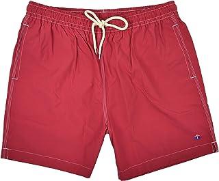 Men's 101049 Swim Trunks, Red