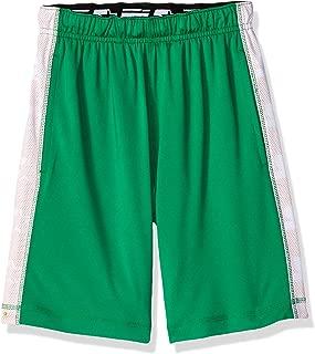 green celtics shorts