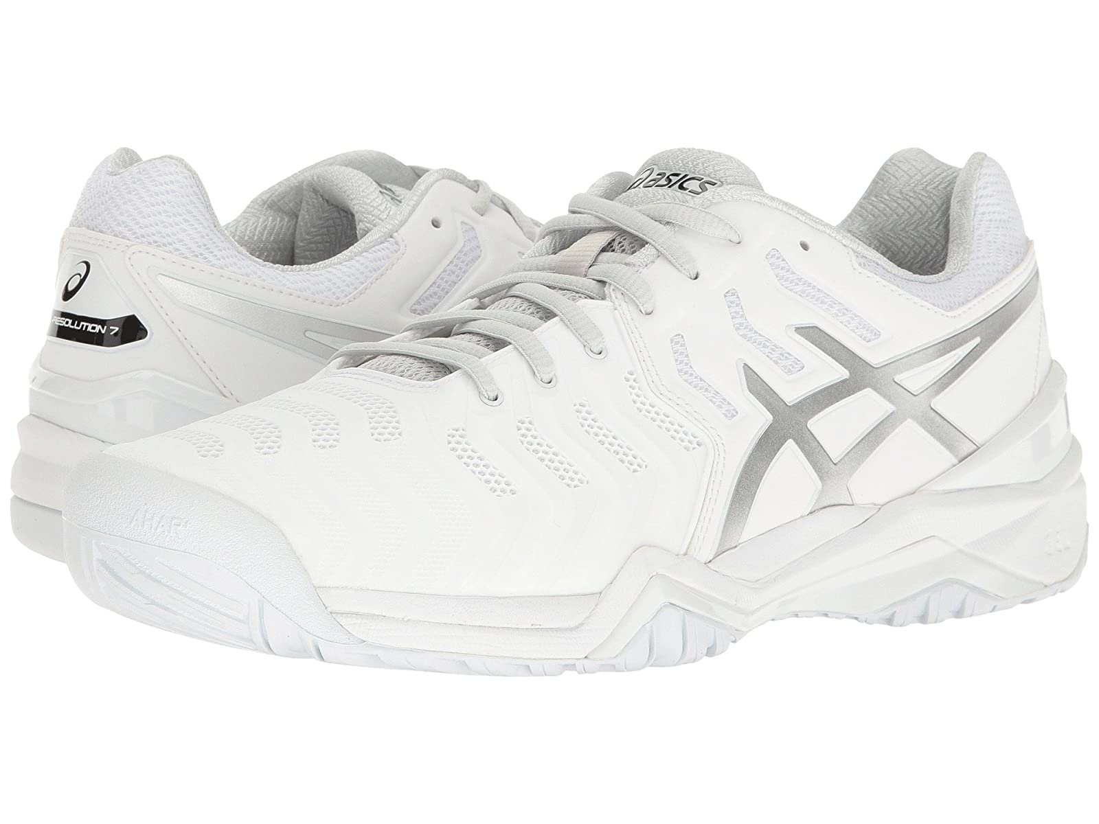 ASICS Gel-Resolution 7Atmospheric grades have affordable shoes