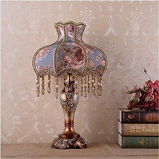 Lampe de Table -Style Lampe de Table Table de Chevet Chambre Mariage Salle de Mariage Lampe de Table de Style européen Mod...