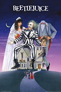 Studio B Beetlejuice- One Sheet Poster 24 x 36in