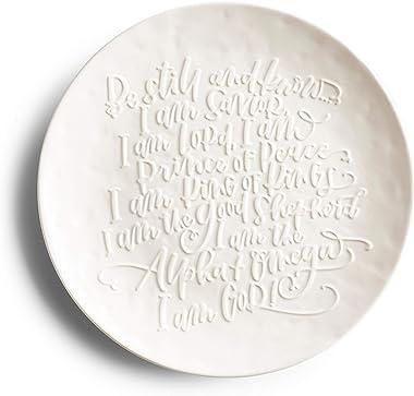 Dayspring Be Still - Christmas Platter