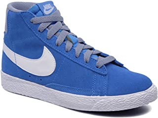 Blazer Mid Vintage Blue Youths Trainers