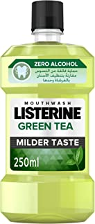 ليسترين، غسول الفم، شاي أخضر، ٢٥٠ مل