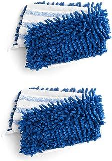 Microfiber Flip Mop Refills Replacements for O-Cedar Dual-Action Mop Refill (2)