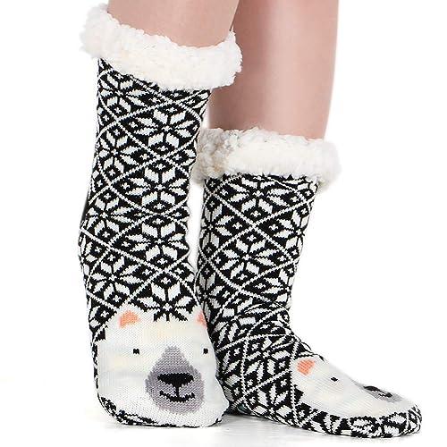 pantoufle chaussette