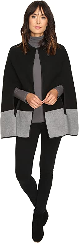 BCBGeneration - Color Block Cape