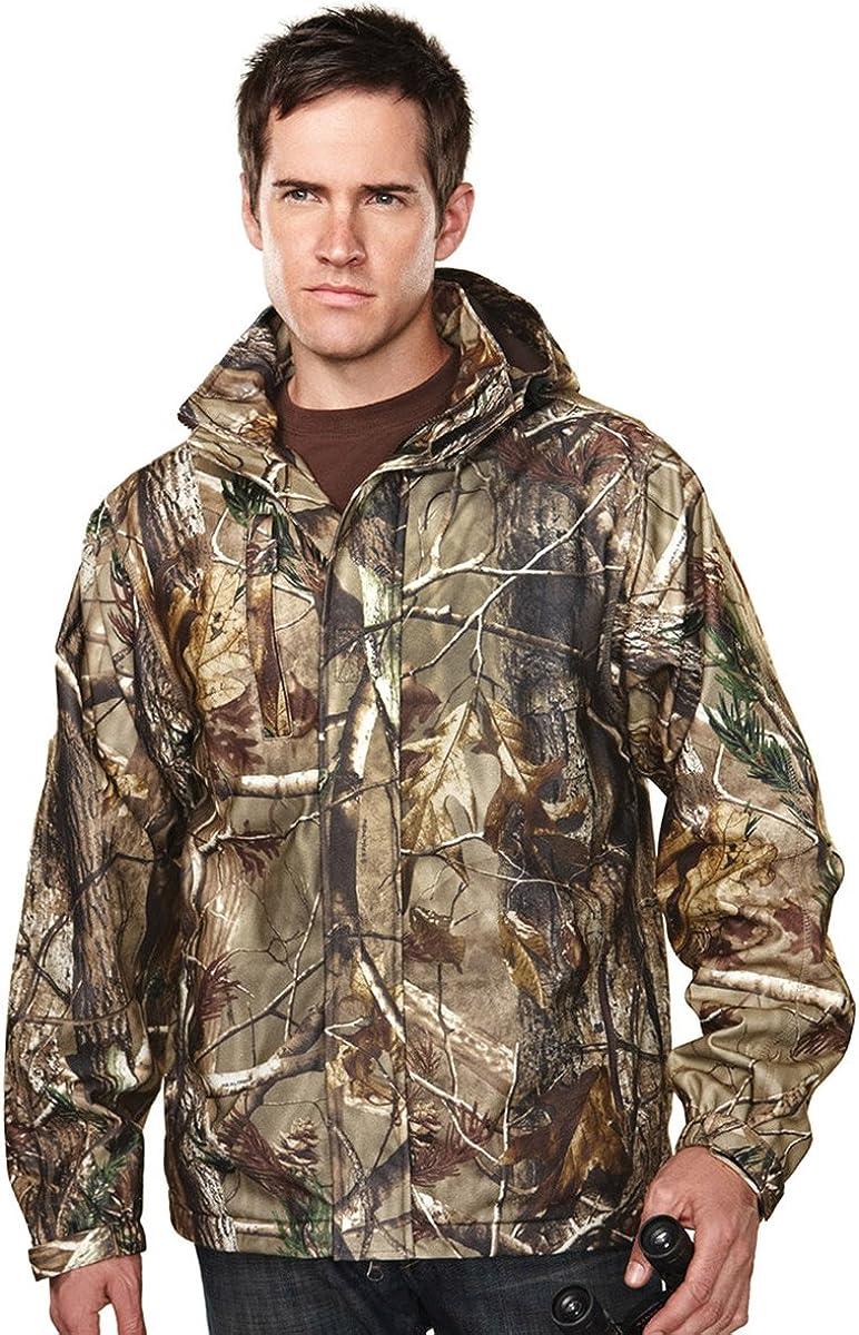 Tri-Mountain Breathable Waterproof Jacket w/Realtree AP Pattern. 9486C