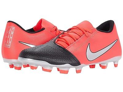 Nike Phantom Venom Club FG (Laser Crimson/Metallic Silver/Black) Shoes