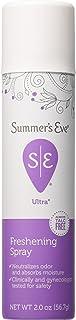 Summer?s Eve Ultra Freshening Feminine Deodorant Spray 2-Ounces (2-Units)