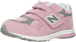 new balance KV990 Hook and Loop Running Shoe (Infant)