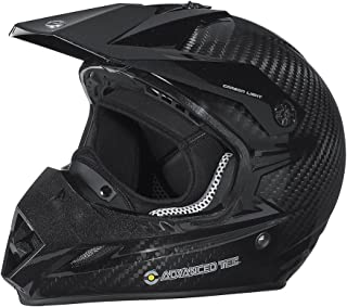 Ski-Doo XP-R2 Carbon Fiber Light Helmet - Black
