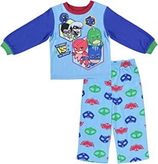 Entertainment One Boys PJ Masks Pajamas - 2-Piece Long Sleeve Pajama Set