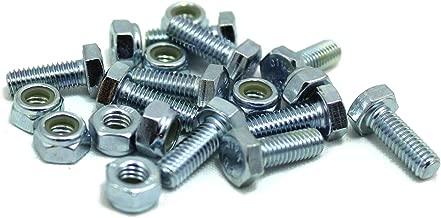 20 Sets - Auger Shear Pins Bolts & Nuts Honda HS1132 HS624 HS828 HS928 HS724