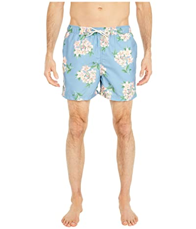 Selected Homme Classic Swimshorts (Blue Heaven Flower) Men