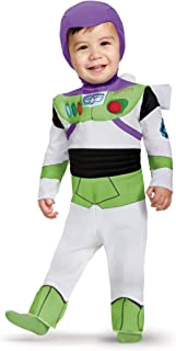 Disguise Costumes Buzz Lightyear Deluxe Costume (Infant), 12-18 Months