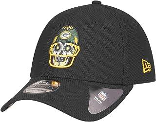 New Era 39Thirty Diamond Cap - SUGAR SKULL Green Bay Packers - XS/S