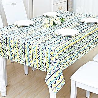 Paño de la mesa de comedor del hotel del/Paño de tabla/manteles/Manteles/Mantel/paño/El aparador/Pastoral algodón Europea ...