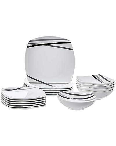 Microwave Safe Porcelain Plates: Amazon com