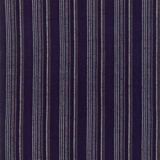 Moda Fabrics Boro Dark Indigo Woven Railroad Stripe