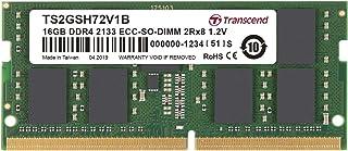16GB DDR4 2133 ECC SO-DIMM 2RX8