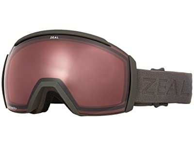Zeal Optics Hemisphere (Greybird w/ Automatic+ RB) Goggles