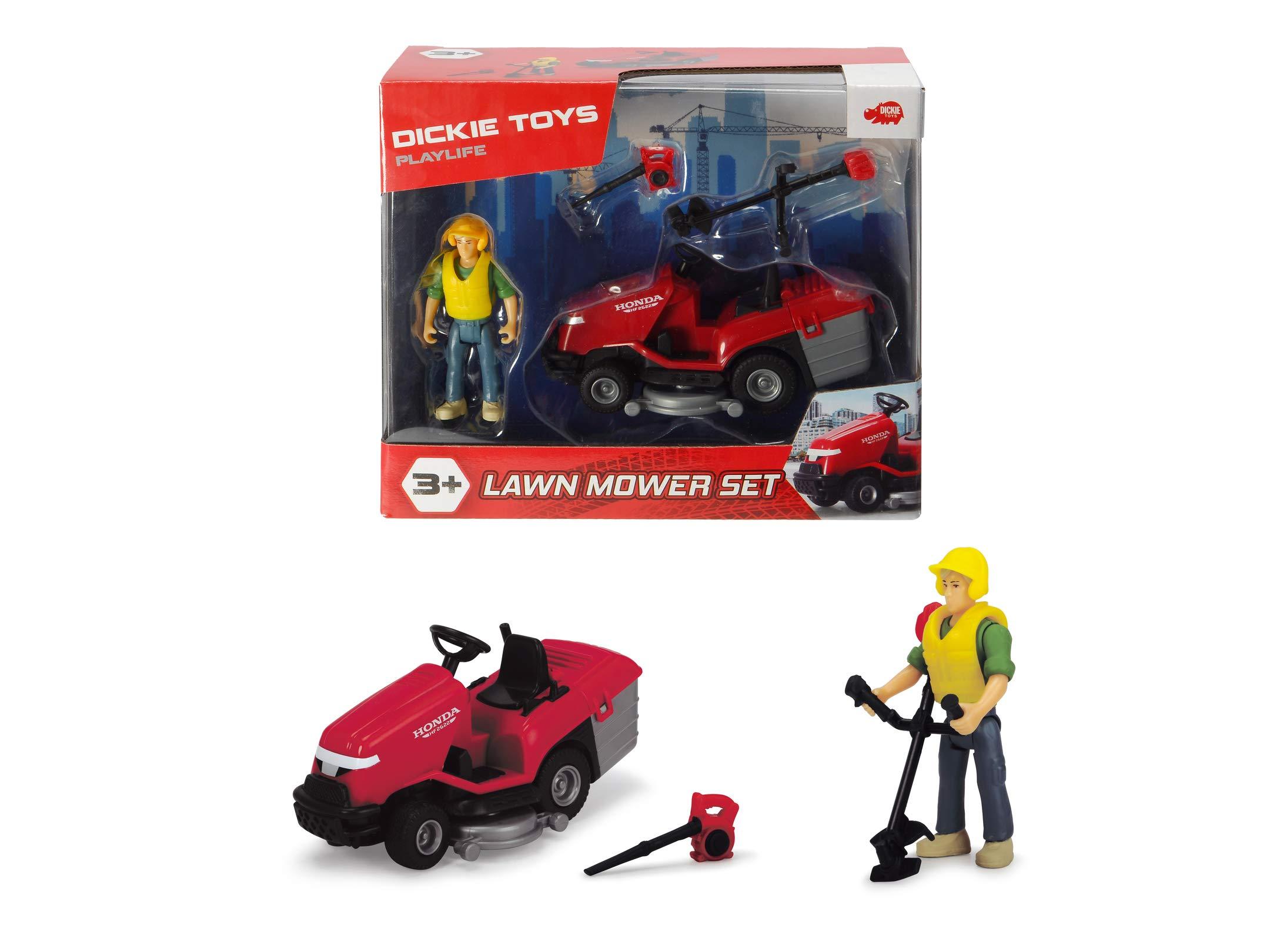 Forklift Set Neu Playlife Dickie 203832006