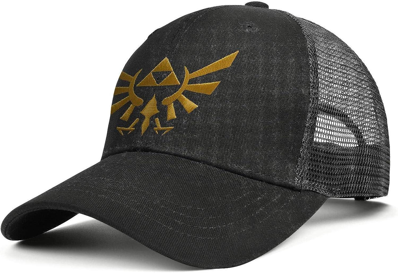 ERTUPBNXD Mens Sale price Gaming Hat Recommendation Adjustable Flat Brim Baseball Cap