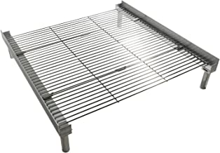 Campfire Defender Protect Preserve Pop Up Pit Portable Grilling Grates (QuadFold Folding Grill Grates)