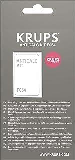 Krups 2 Sachets Détartrant + Batonnet Testeur pour machines Nespresso, Dolce Gusto, Full Auto, Espresso, Bouilloires F054001B