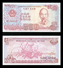 Nice1159 50,000 Vietnam Dong VND BANKNOTE = 500 X 100 Pcs, 1988, P-101a, UNC - Rare for Collectors (Only 1 Set Left)