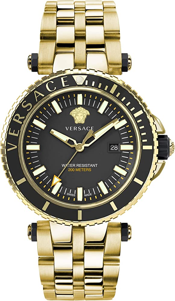 Versace  v-race mens watch VEAK00618