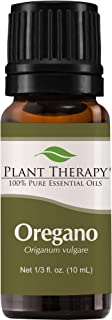 Plant Therapy Oregano Essential Oil 100% Pure, Undiluted, Natural Aromatherapy, Therapeutic Grade 10 mL (1/3 oz)