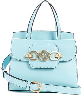 حقيبة هنسلي صغيرة بلون ازرق من جيس