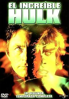 El increible Hulk (2ª temporada) [DVD]
