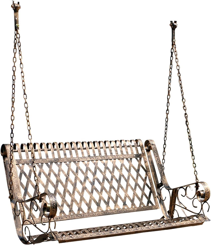 Outdoor Garden Bench Porch Metal price 4 years warranty Swin Heavy Swing Hammock
