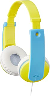 JVC HAKD7Y Kid's Headphones (Yellow)