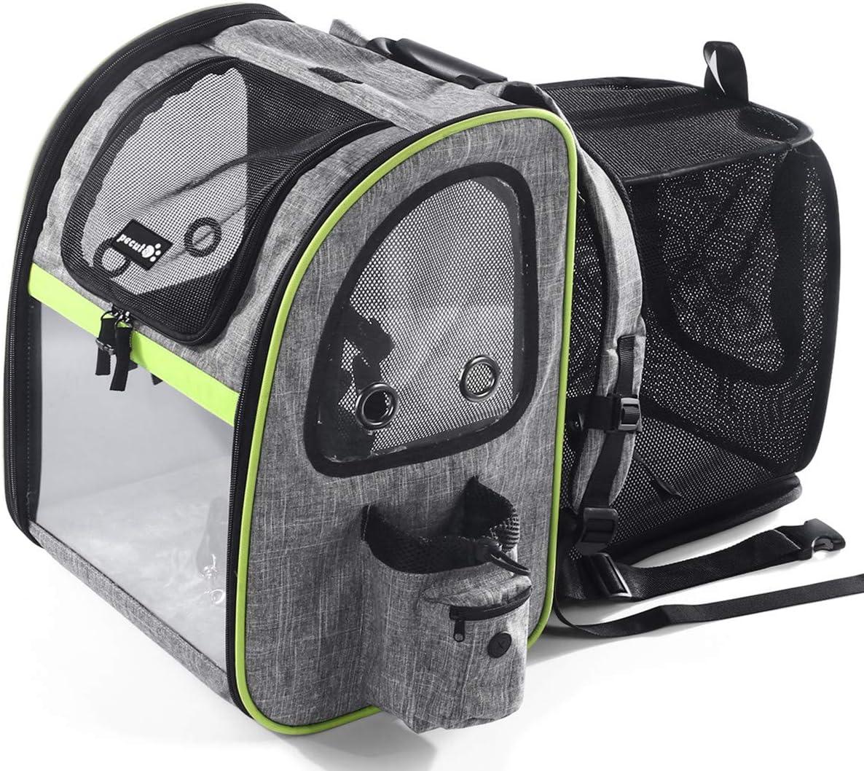 transportin para gatos mochila