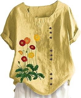 Amazon.es: zara - M / Blusas y camisas / Camisetas, tops y ...